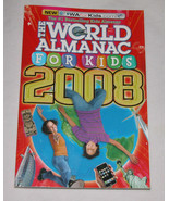 The World Almanac per Bambini 2008 Da C. Alan Joyce U.S.A - $9.25