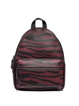 BNWTS Coach F37880 TIGER MN CHARLIE mini backpack GIFT RECEIPT - $113.85