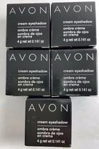 AVON Cream Eyeshadow .141 oz YOU PICK SHADE - $11.99