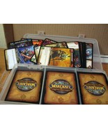 World of Warcraft Lot of 230 TCG Cards - $44.99