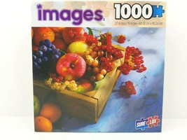 Market Fruit 1000 Piece Jigsaw Puzzle Images Family Friends Fun Play Gif... - $29.69