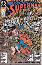 Superman Comic Book 2nd Series #5 DC Comics 1987 VERY FINE/NEAR MINT NEW... - $3.50