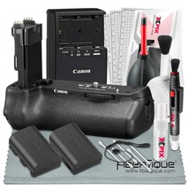 Canon BG-E21 Battery Grip for EOS 6D Mark II Digital SLR Camera with 2X LP-E6N B - $369.00
