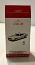 Hallmark Ford Classic American Cars #27 1969 Ford Mustang Boss Keepsake ... - $31.67