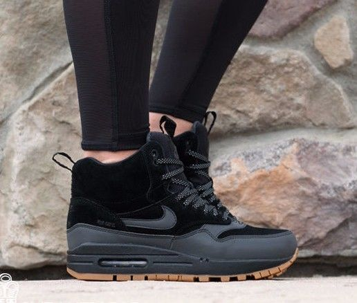 Nike Air Max 1 Mid Sneakerboot Wp Boot Women's Shoes