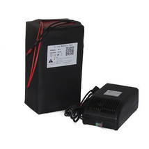 48V 25Ah Li-ion Polymer Rechargeable Battery 1295Wh for Ebike Scooter Mo... - $485.80