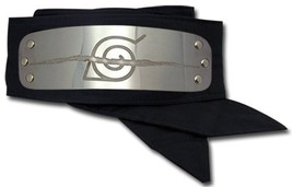 Great Eastern Naruto Anti Leaf Village Headband - $23.78