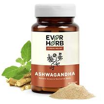 Everherb 100% Pure Ashwagandha 500 mg | General Health | Energy & Endurance | Cl - $38.10