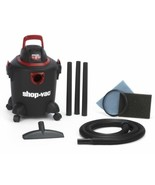 Shop Vac Wet Dry Vacuum 5 Gallon Portable Cleaner Garage 2 Peak HP Blowe... - $103.85