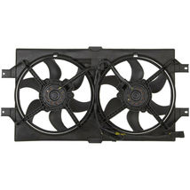 RADIATOR/AC DUEL FAN CH3115103 FOR 98 99 00 01 02 03 04 CHRYSLER CONCORDE 300M image 5