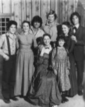 Little House on Prairie Michael Landon Vintage 8X10 BW TV Memorabilia Photo - $12.95