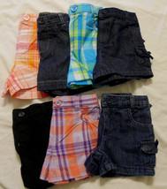 Girls Shorts Baby Kids Faded Glory - $8.98