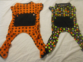Pet Dogs Clothes Sleepwear Pajamas Sz Xxs Xs S M L New - $13.98