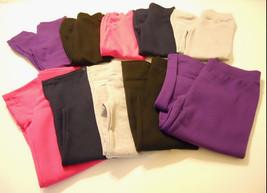 Hanes Girls Sweat Pants Athletic Size XS S M L XL Children Kids Sports A... - $14.98