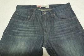 Levis Boy's 511 Slim Size Regular 28 x 28 Slim Skinny Stretch Denim Jeans  - $23.36