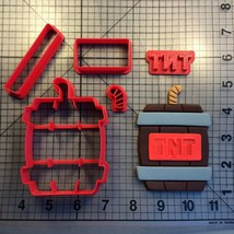 TNT Barrel 100 Cookie Cutter Set - $6.00+