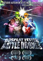 Cosplay Fetish Battle Drones (DVD, 2015) (pre-viewed)