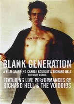 Richard Hell & the Voidoids - Blank Generation (DVD, 2009) (pre-viewed)