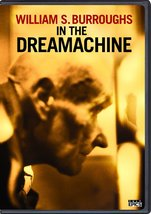 William S. Burroughs In the Dreamachine (DVD, 2015) [pre-viewed]