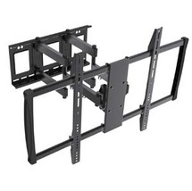 """Flat or Curved TV Mount for 60~100"""" Fullmotion Max 900x600 176lbs, - $119.98"""