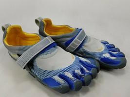 Vibram Fivefingers Bikila Talla 42 (Us 9-9.5) Hombre Zapatillas para Correr Azul