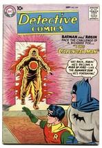 Detective Comics #259-First Calendar Man-1958-BATMAN-DC Silver Age Vg+ - $181.88