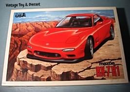 ~ Aoshima  Mazda RX-7  R1 - 1:24 New Trend USA model kit   #1300 MIB  se... - $23.50