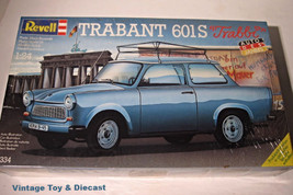 ~ Revell  Trabant 601 S - 1:24  The Trabbi  Mod... - $23.50