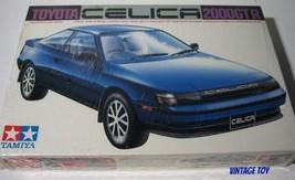 ~ Tamiya  1986 Toyota Celica 2000 GT-R - 1:24 model car kit -  Factory S... - $17.50