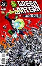 Green Lantern vs. Robotworld #95 - Jim Starlin DC Marvel Comics 1998 - $3.55