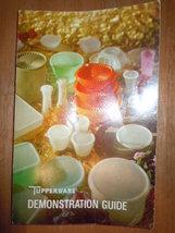 Vintage Tupperware Demonstration Guide 1973 - $12.99