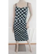 NWT Bar III Front Row Sweetheart Sheath Dress Sz XL Xlarge Black Mint Po... - $34.60