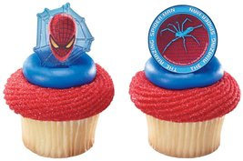 DecoPac The Amazing Spider-Man Rings - $1.99