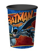 Hallmark Batman Heroes and Villains 16 oz. Plastic Cup - $0.01