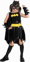 Super DC Heroes Batgirl Child's Costume, Small - $29.99