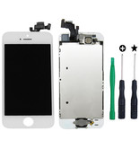 Replacement LCD Touch Screen Digitizer Assembly for iPhone 5 SE 5SE white - $29.31