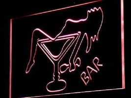 Neon Sign Drunk Lady Pub Bar Beer Happy Hour - $29.99