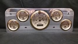 1937 1938 PONTIAC GAUGE CLUSTER GOLD - $270.80
