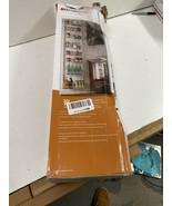 ClosetMaid 1233 18 inch 8-Tier Wall and Door Storage Rack. New in damage... - $24.18