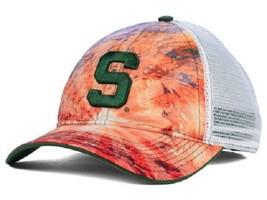 "Michigan State Spartans NCAA ""Brilliant"" Mesh Snapback Hat - $15.79"