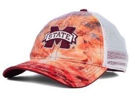"Mississippi State Bulldogs NCAA ""Brilliant"" Mesh Snapback Hat - $15.79"