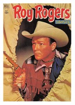 1992 Arrowpatch Roy Rogers Comics Trading Card #55 > Trigger > Happy Trail - $0.99