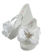 Stb starfish bow white 2 shoes side thumbtall