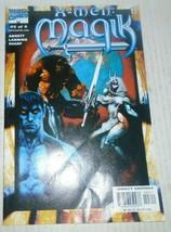 X-Men Magik # 3 2001 Marvel - $1.25