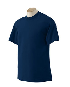 Primary image for Navy XLT Gildan Tall 2000T Ultra Cotton T-shirt  G200T G2000T