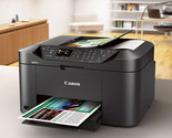 Canon MAXIFY Wireless Office All-In-One Inkjet Color Printer Copier Scanner Fax