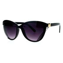 Womens Sunglasses Classic Vintage Fashion Round Soft Cateye UV 400 - $9.95