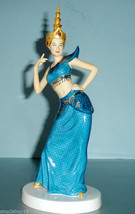 Royal Doulton THAI DANCER Figurine Dances of the World HN 5645 Numbered ... - $196.90