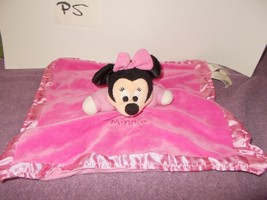 Disney Minnie  Mouse Lovey blanket - $12.99