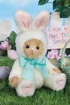 """Bearington Bears """"Beary Harey"""" 10"""" Plush Bunny- #420295- NEW- 2014 - $29.99"""